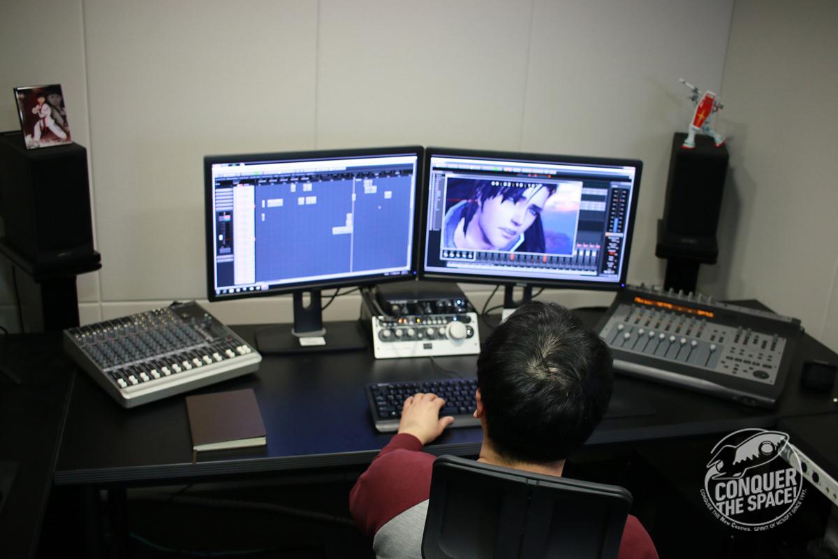 엔씨사운드 #4 보이스 디렉터의 세계