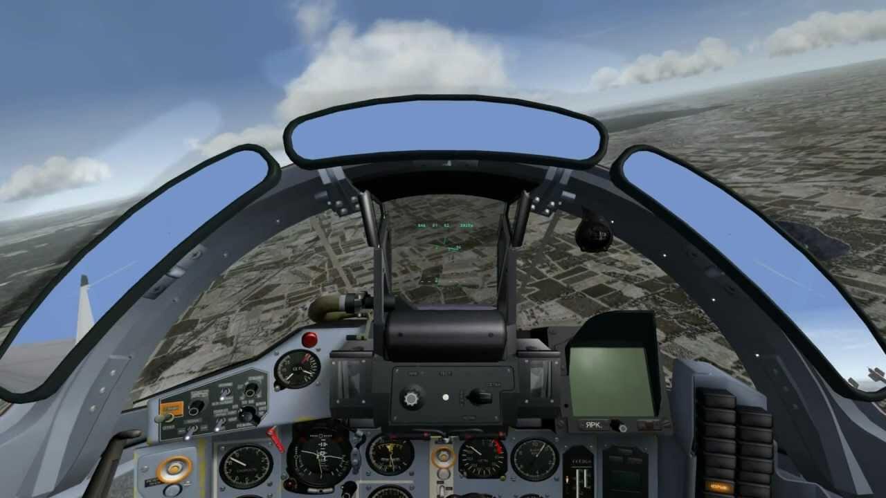 게임과 밀리터리 #5 밀리터리의 끝판왕, 비행 시뮬레이터 열전