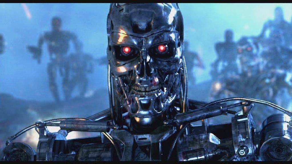 전투용 로봇 하면 영화 <터미네이터>가 떠오르는데요.