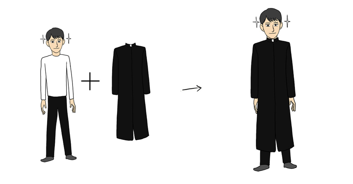 강풀의 조조 #1 『검은 사제들』