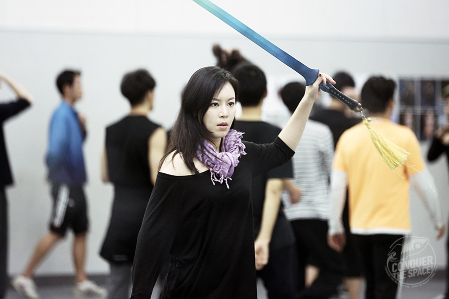 뮤지컬 '묵화마녀 진서연' 뒷 이야기