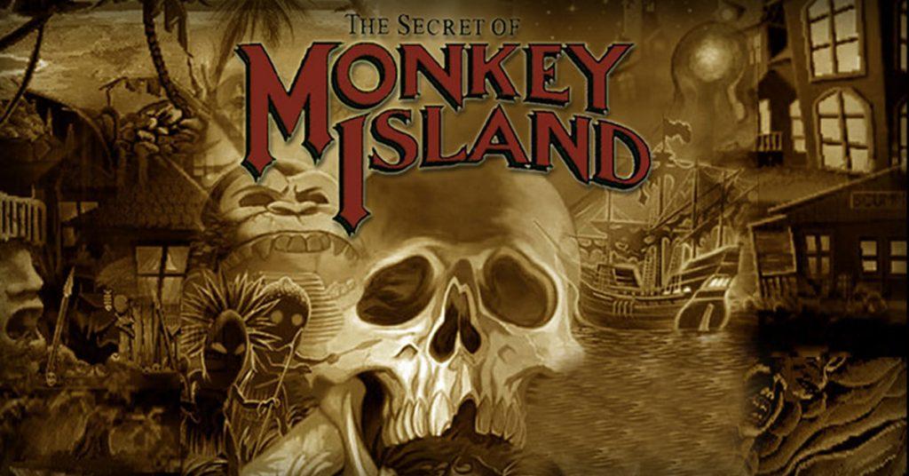 내 인생의 게임 #7 원숭이 섬의 비밀