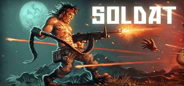 게임과 밀리터리 #7 가성비 최고의 밀리터리 게임, 솔댓(Soldat)