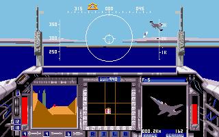 난 슬플 때면 F-15를 타고 수평선을 바라보곤 해..