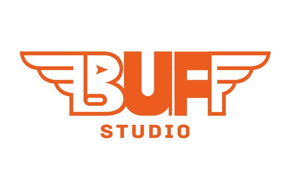 버프 스튜디오 로고