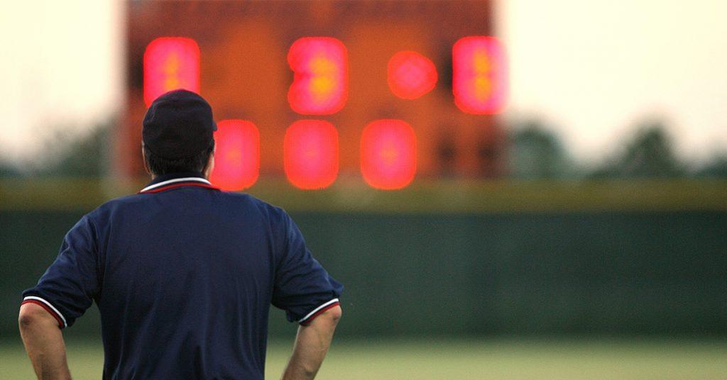 야구가 쉬워지는 전광판 보기 꿀Tip