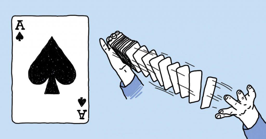 사이언티픽 게이머즈 시즌2 #5 카드 섞기의 비밀