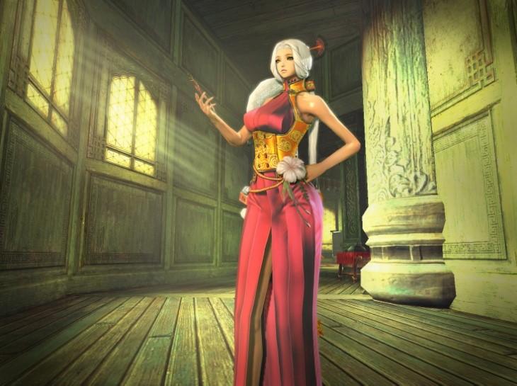 블소의 센 언니, 예하랑을 만나다! 4