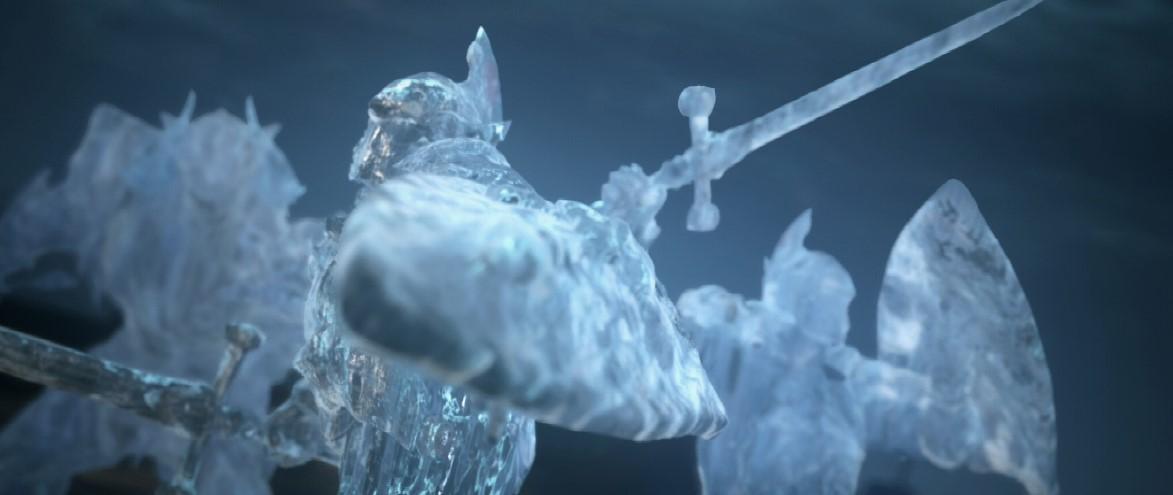 갑자기 한파가 몰아닥친 것도 아닌데... 얼어붙은 병사들
