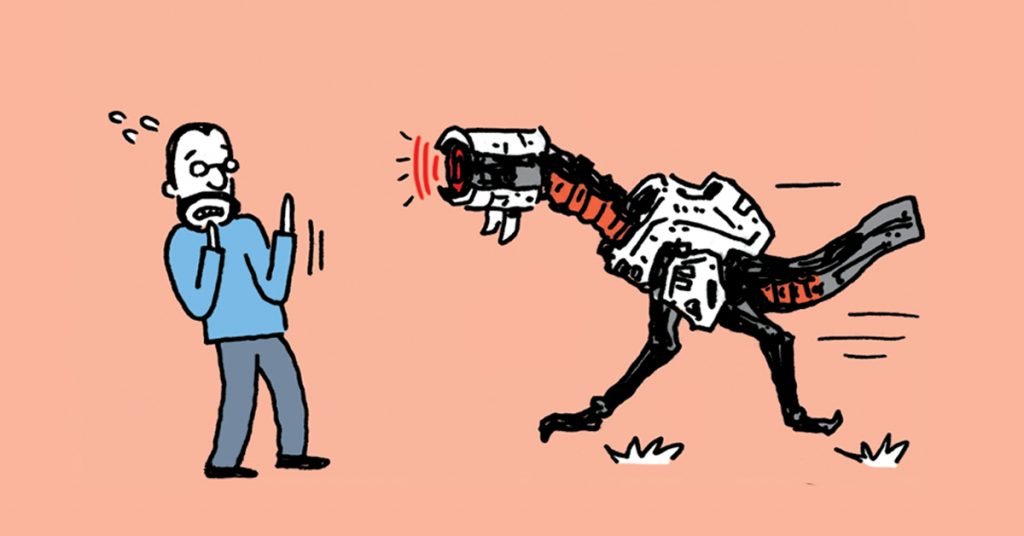 사이언티픽 게이머즈 시즌3 #3 생물을 닮은 로봇의 출현 : 호라이즌 제로 던