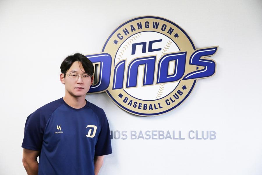 """""""그 수비, 실화냐?"""" 재미있는 야구를 꿈꾸는 남자, 김준완 선수 인터뷰"""