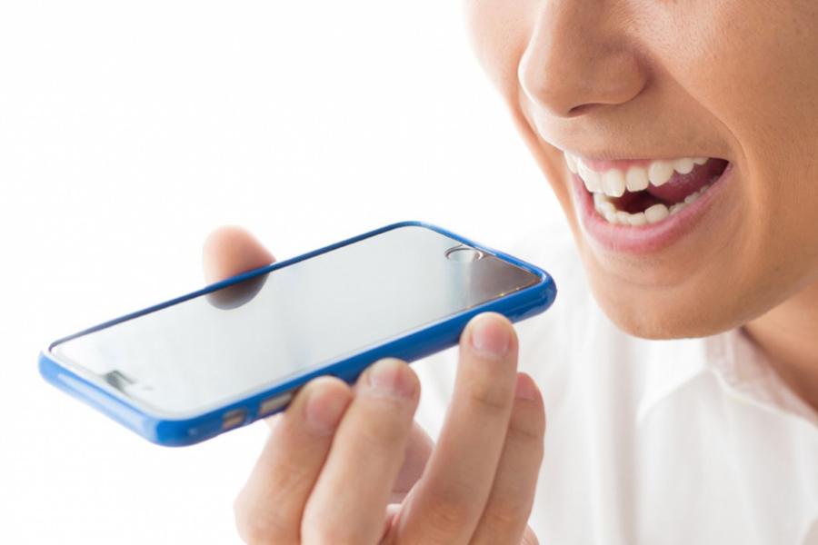 사람끼리 대화하듯 기계와 사람이 음성과 음성으로 커뮤니케이션!