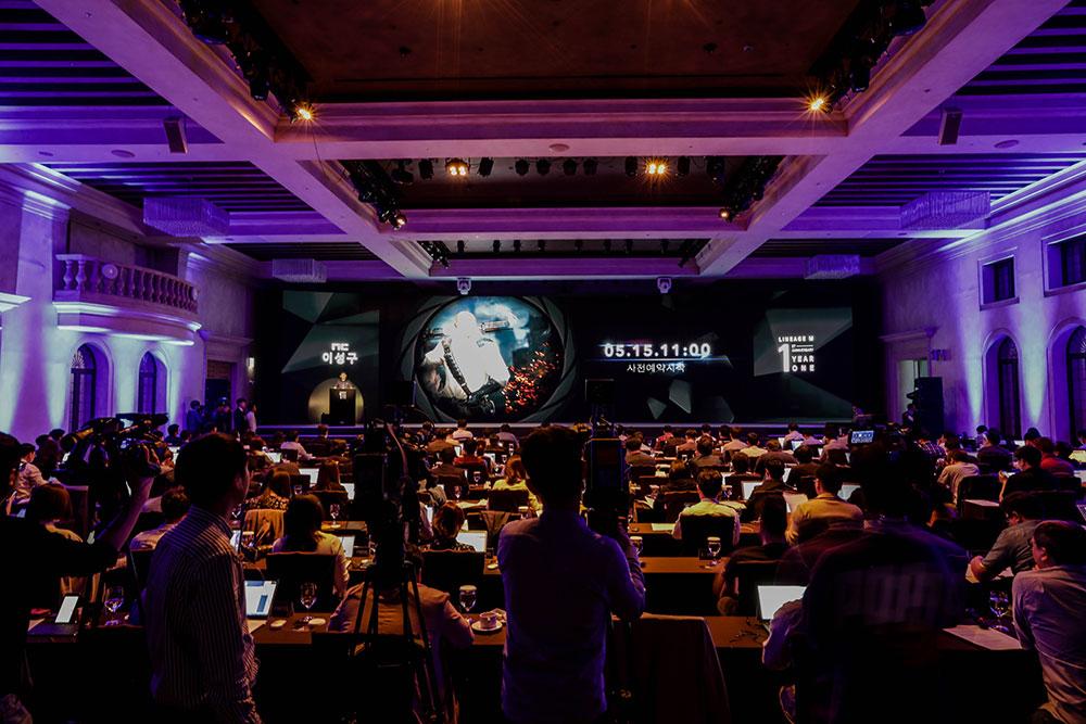 리니지M론칭 1주년? 기념 행사 'YEAR ONE' 신규 클래스 '총사' 업데이트#블랙프레임 2