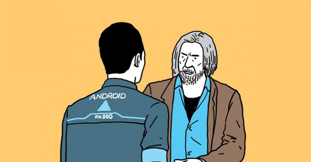 사이언티픽 게이머즈 시즌4 #2 디트로이트: 로봇과 인간의 유대
