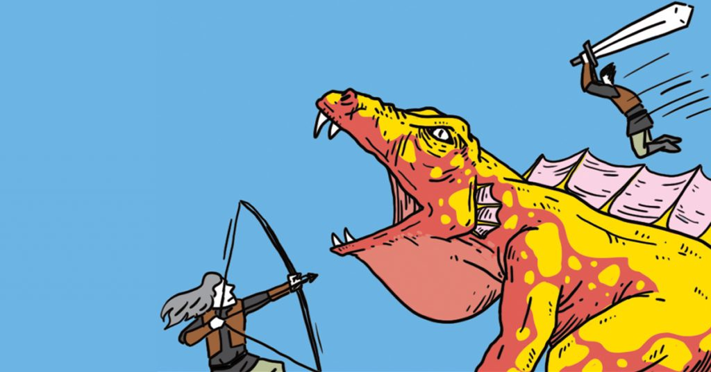 사이언티픽 게이머즈 시즌4 #4 왜 그들은 사냥당해야 했을까: 몬스터 헌터 월드