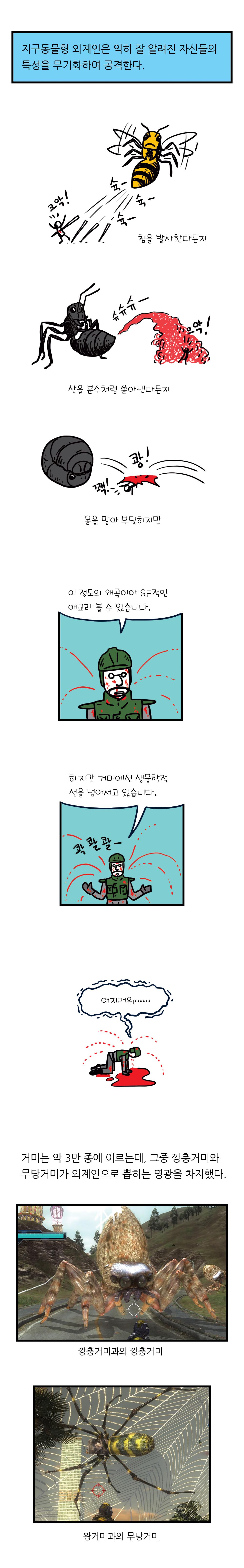 사이언티픽 게이머즈 시즌4 #8 전장의 중심에서 생물학을 외치다: 지구방위군 5 4