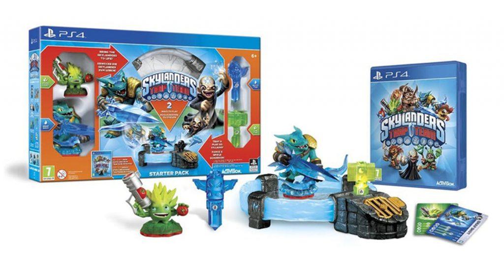 게임 디자인 레벨업 #12 피규어가 게임 속으로?! Toys-to-Life (1)