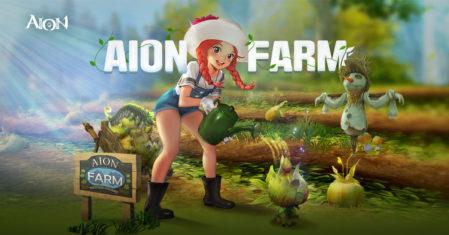 아이온, 'Aion Farm' 등 5월 신규 이벤트 2종 실시
