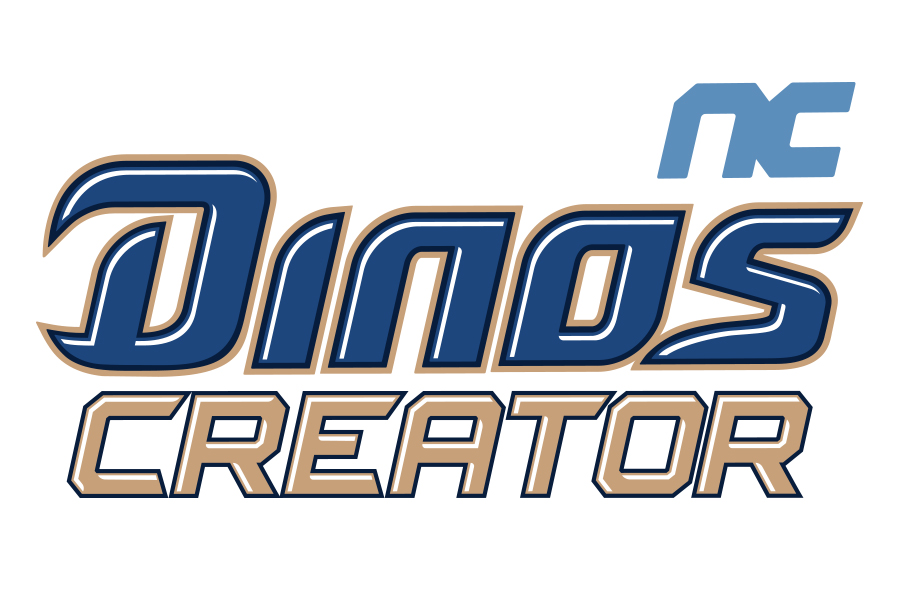 NC다이노스 크리에이터 로고