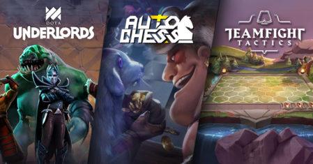 게임 디자인 레벨업 #18 오토 체스부터 LOL 전략적 팀 전투까지, 오토배틀러의 세계
