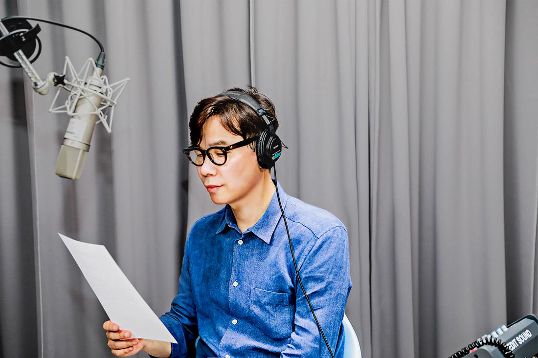 AI 김영하, 읽다