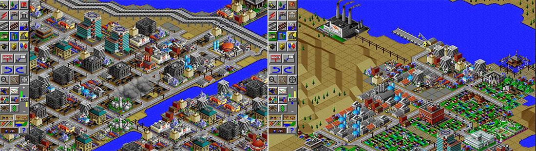 아무런 기술 없이도 만들 수 있었던 나만의 도시