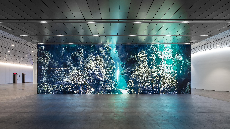 가상과 현실이 공존하는 영감의 공간, 엔씨 R&D 센터 공간 리뉴얼