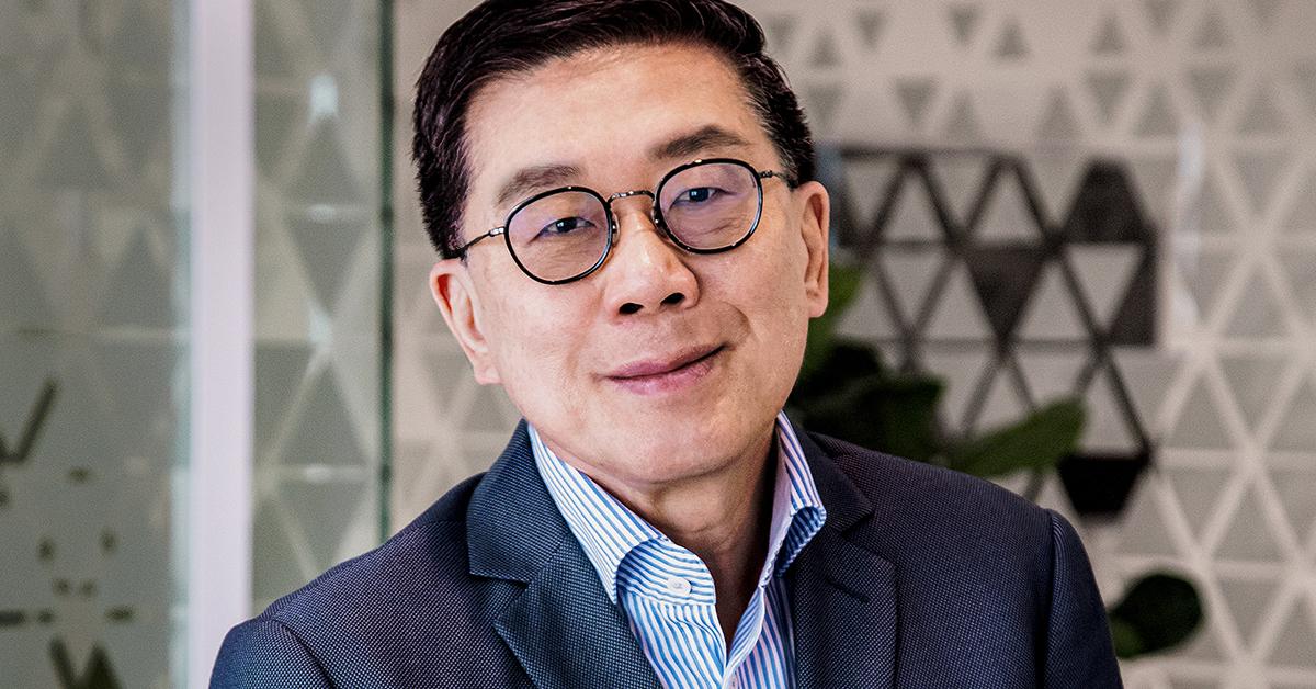 역사 깊은 싱가포르의 벤처 캐피탈 VVSEA의 Chua Joo Hock